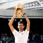 Novak Djokovic wiederholte 2019 seinen Wimbledon-Triumph vom letzten Jahr!