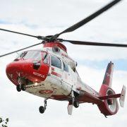 Eine zehnjährige Schülerin wurde bei einem Sturz bei einem Besucherbergwerk im Harz lebensgefährlich verletzt und mit einem Rettungshubschrauber ins Krankenhaus gebracht (Symbolbild).