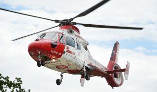 Eine zehnjährige Schülerin wurde bei einem Sturz bei einem Besucherbergwerk im Harz lebensgefährlich verletzt und mit einem Rettungshubschrauber ins Krankenhaus gebracht (Symbolbild). (Foto)
