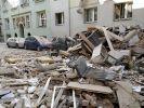Explosion in Wien