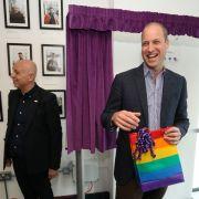 DAS passiert, wenn Prinz George sich als homosexuell outet (Foto)