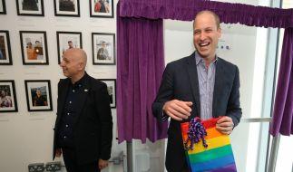 Würde seine Kinder uneingeschränkt unterstützen: Prinz William (Foto)
