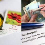 Kindergeld, Rente und Co.: Aktuelle Gesetzesänderungen zum 01.07.19 (Foto)