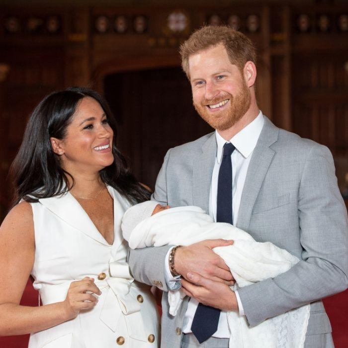 Jetzt offiziell bestätigt! Auf Baby Archies Taufe folgt schon die Trennung (Foto)