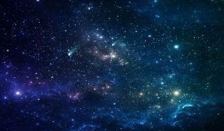 Ein Team aus Wissenschaftlern hat den Ursprung einer mysteriösen kosmischen Funkwelle geortet. (Foto)
