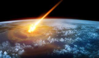 Ein Asteroid könnte der Menschheit schon bald gefährlich werden. (Foto)
