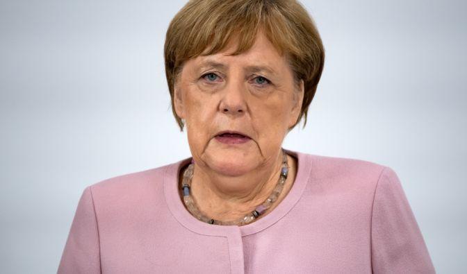 Angela Merkel aktuell