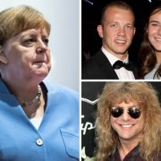 """Merkel erklärt ihr Zittern // """"Guns N' Roses""""-Star im Krankenhaus // Liebes-Aus bei Olympia-Star (Foto)"""