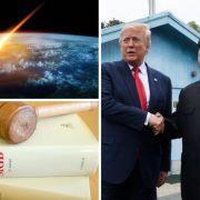 Nasa warnt vor Killer-Asteroid // Lösung im Nordkorea-Konflikt? // Neue Gesetze im Juli 2019 (Foto)