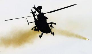 Schon wieder ein Unfall mit einer Maschine der Bundeswehr. (Foto)