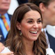 Hatte Herzogin Kate keinen Bock auf Meghan? HIER amüsierte sie sich alleine! (Foto)