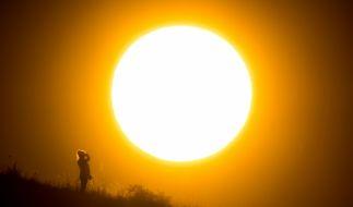 Die menschengemachte Erwärmung hat extreme Folgen. (Foto)