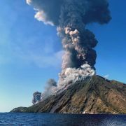 """Dachte an Pompeji"" Ein Toter bei Ausbruch am Vulkan Stromboli (Foto)"