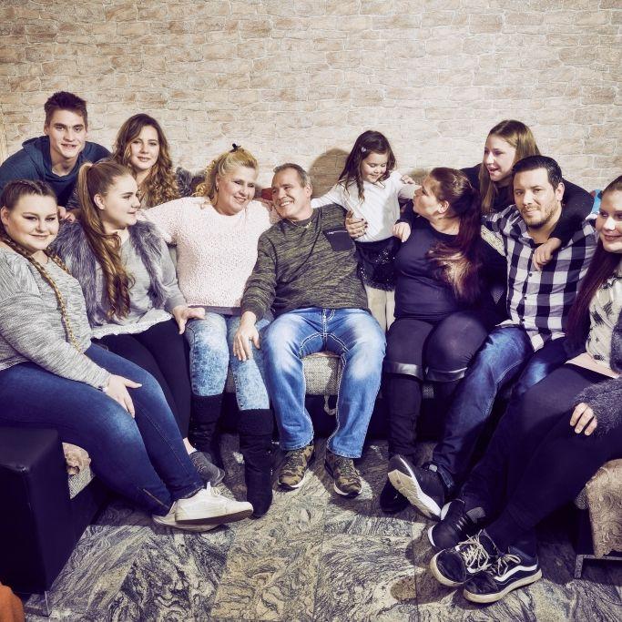 Wie wurde die TV-Kultfamilie bekannt? (Foto)