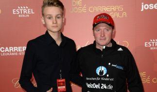 Joey Kelly und seinem 19-jährigen Sohn Luke liegt die Abenteuerlust im Blut. (Foto)