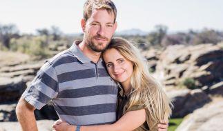 """Anna und Gerald lernten sich bei """"Bauer sucht Frau"""" kennen. (Foto)"""