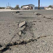 Heftiges Erdbeben in Südkalifornien - Promis in Panik! (Foto)