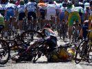 Wir stellen Ihnen die schlimmsten Unfälle in der Geschichte der Tour de France vor. (Foto)