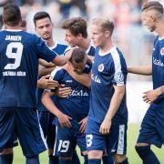 FC Viktoria Köln vs. SV Waldhof Mannheim - Alle Highlights (Foto)
