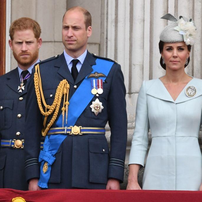 Kate Middleton und Prinz William übergangen! Geht DAS zu weit? (Foto)