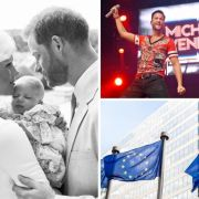Neue Fotos von Baby Archie // Trennung beim Wendler? // So viel verdienen EU-Politiker (Foto)