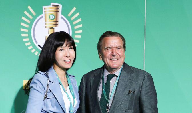 Gerhard Schröder privat