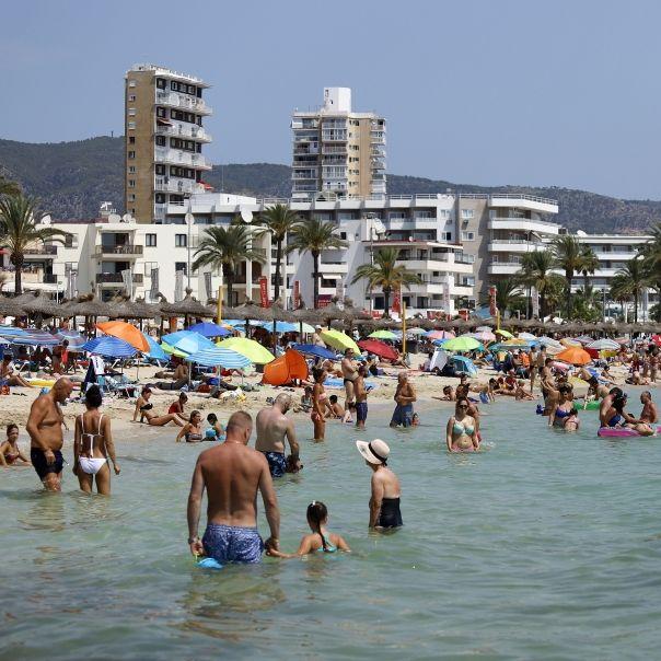 Tourist auf Mallorca von 2 Männern vergewaltigt (Foto)