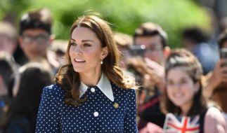 Ist Herzogin Kate bald wieder schwanger? (Foto)