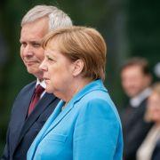 Nach Zitter-Anfall! DAS ändert die Bundeskanzlerin! (Foto)