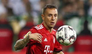 Ex-Bayern-Star Rafinha absolvierte 266 Pflichtspiele für den FC Bayern. (Foto)