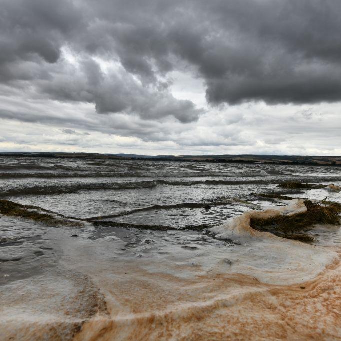 Gewitter, Starkregen und Sturmböen! So ist das Wetter! (Foto)