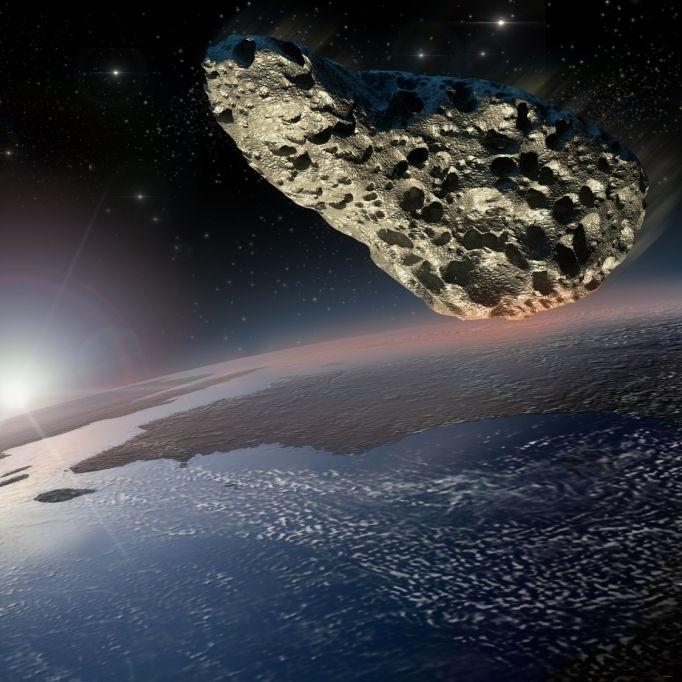 DIESE riesigen Asteroiden rasten am Wochenende an der Erde vorbei! (Foto)
