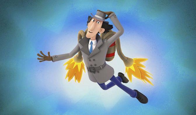 """""""Inspector Gadget"""" im TV und Live-Stream"""