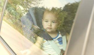 Für Kleinkinder werden geschlossene, nicht klimatisierte Autos im Sommer traurigerweise oft zur tödlichen Falle (Symbolbild). (Foto)