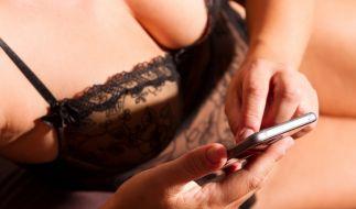 Mit dem Smartphone kann man sein Sexleben verbessern. (Foto)