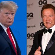 Trumptismus! US-Präsident erklärt Arnold Schwarzenegger für tot (Foto)