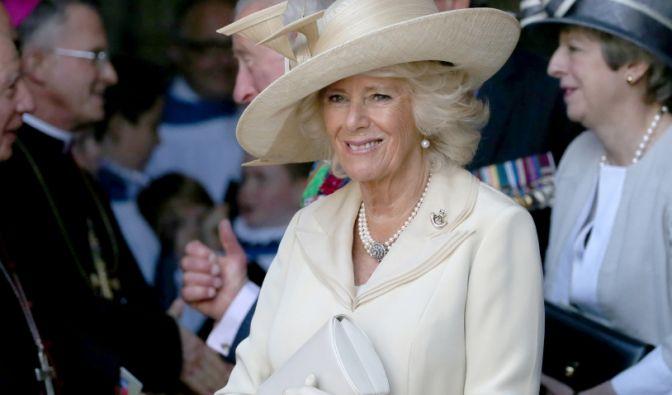 Camilla Parker Bowles, Herzogin von Cornwall