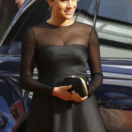 DIESER Outfit-Fauxpas von Herzogin Meghan ging daneben (Foto)