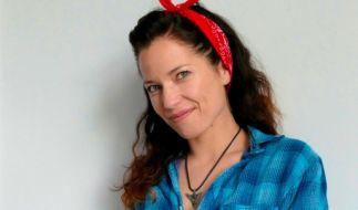 Katja Frenzel spielt Tina Richter in der Telenovela Rote Rosen. (Foto)