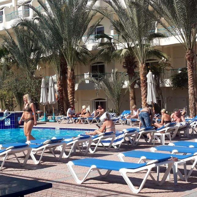 Kind (4) stirbt in Hotel-Pool in Ägypten! Wer hat nicht aufgepasst? (Foto)