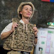 Rücktritt als Verteidigungsministerin fix - doch wer wird ihr Nachfolger? (Foto)