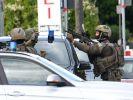 Polizeieinsatz in München-Aschheim