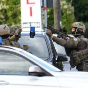 Bewaffneter Maskierter löst SEK-Einsatz in Hotel aus (Foto)