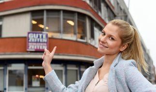Valentina Pahde genießt ihren Urlaub. (Foto)