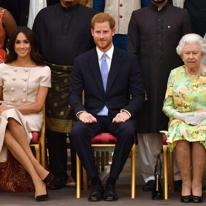 Queen Elizabeth II. kritisiert Erziehungsmethoden von Herzogin Meghan (Foto)
