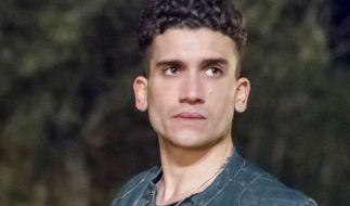 """Jaime Lorente Lopéz in seiner Rolle als Fernando """"Nano""""in der Netflix-Serie""""Élite"""". (Foto)"""