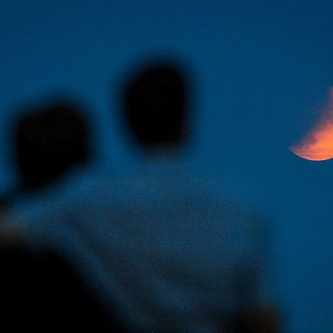 Roter Donnermond verpasst? HIER gibt's die schönsten Bilder! (Foto)