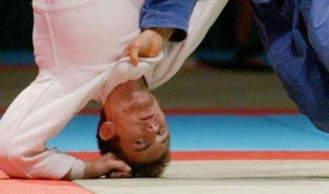 Craig Fallon, Ex-Judo-Weltmeister (18.12.1982 - 15.07.2019) (Foto)