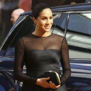 Keine Privatsphäre! Scheitert Herzogin Meghan am Royal-Dasein? (Foto)