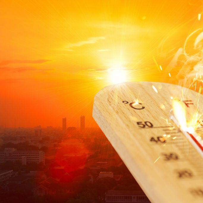 45 Grad erwartet! Neue Hitzewelle grillt Europa (Foto)